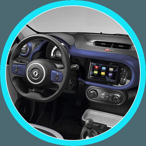 Renault TWINGO - Série Limitée COSMIC